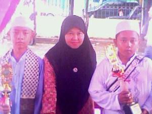 Jawara Adzan I dan II Jakarta Barat 2009
